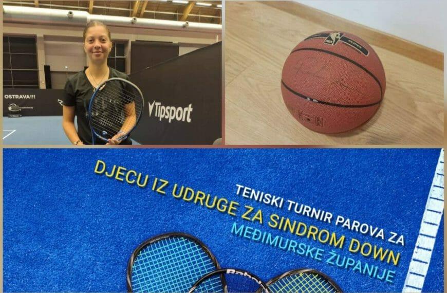 Kreće teniski turnir i humanitarna aukcija, priključili se Zlatko Dalić, Antonia Ružić, Dino Rađa…